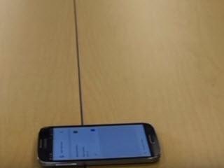 Взлом смартфона голосом