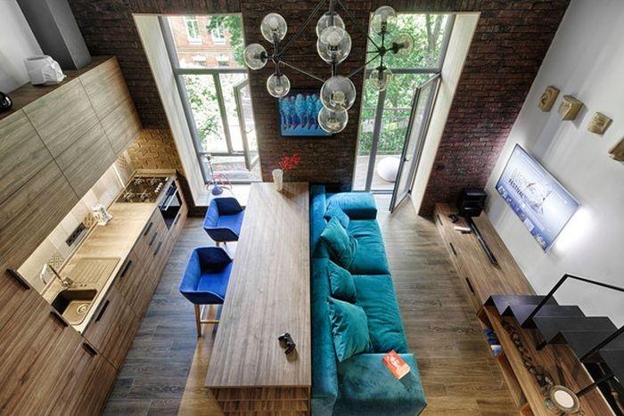 Отличная перепланировка малогабаритной квартиры