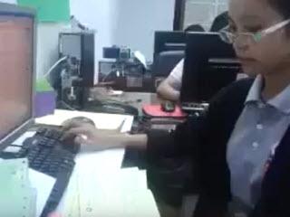 Самая быстрая секретарша