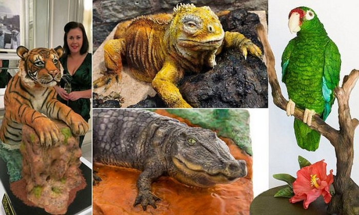 Удивительные торты защитников животных