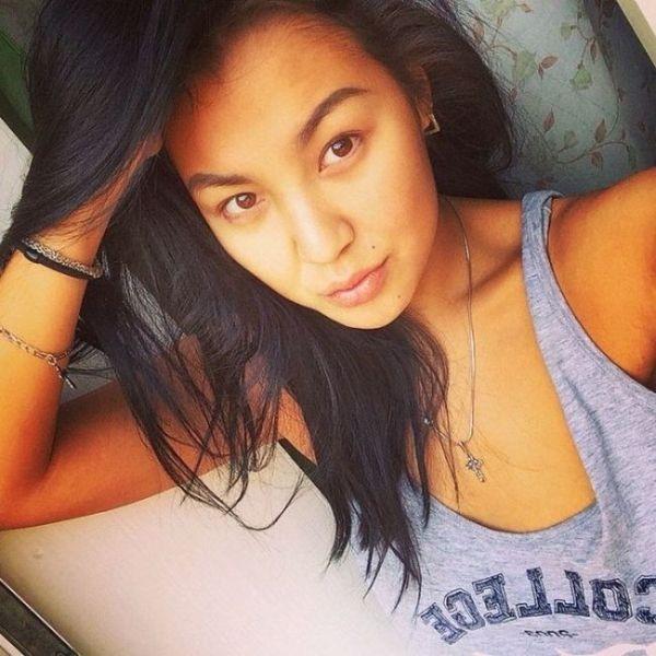Красивые якутские девушки