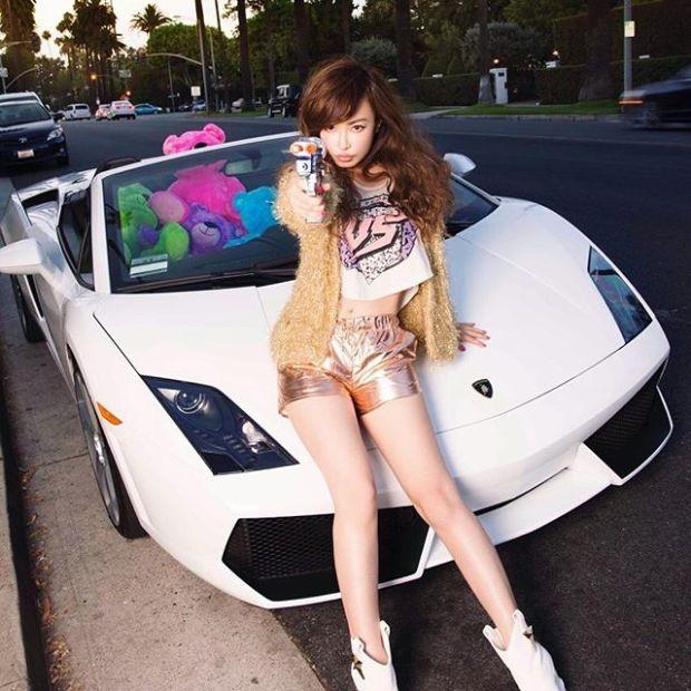 45-летняя японская модель с внешностью 20-летней девушки