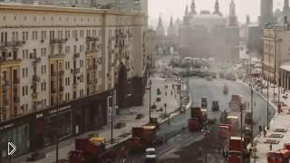 Как в Москве асфальт стелят