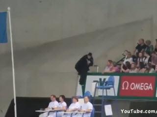 Когда очень хотел выступить на Олимпиаде