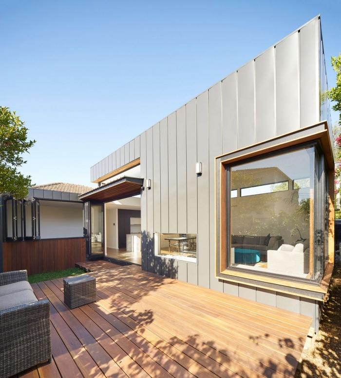 Реконструкция частного дома в Австралии