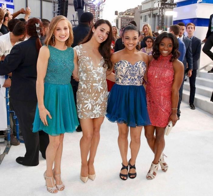 Звезды на MTV VMA