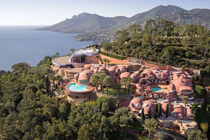 «Дворец пузырей» - самый дорогой в мире дом стоимостью 456 миллионов доллар ...