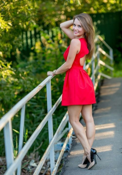 Красивые девушки из Нижегородской области