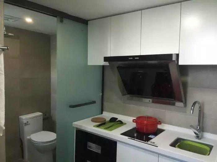 В Китае крошечные квартиры площадью 6 квадратных метров раскупили за полдня