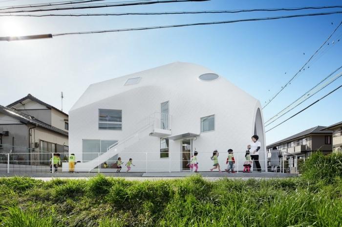 Частный детский сад в Японии