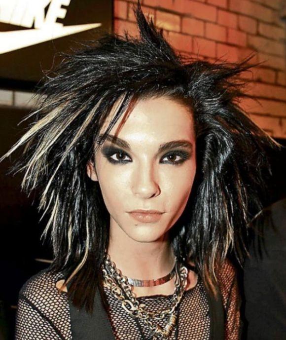 Вокалист Tokio Hotel Билл Каулитц сменил имидж