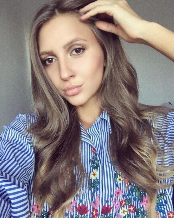 Екатерина Костюнина - самый красивый арбитр российского футбола