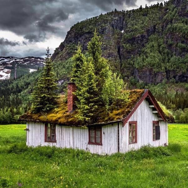 Красивые фото заброшенных мест