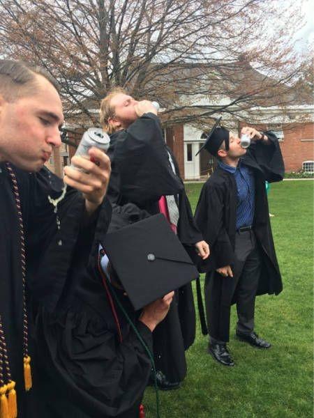 Как отдыхают и развлекаются американские студенты