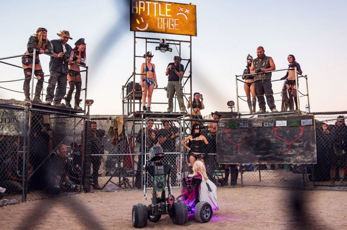 Фестиваль в стиле Безумного Макса «Wasteland»
