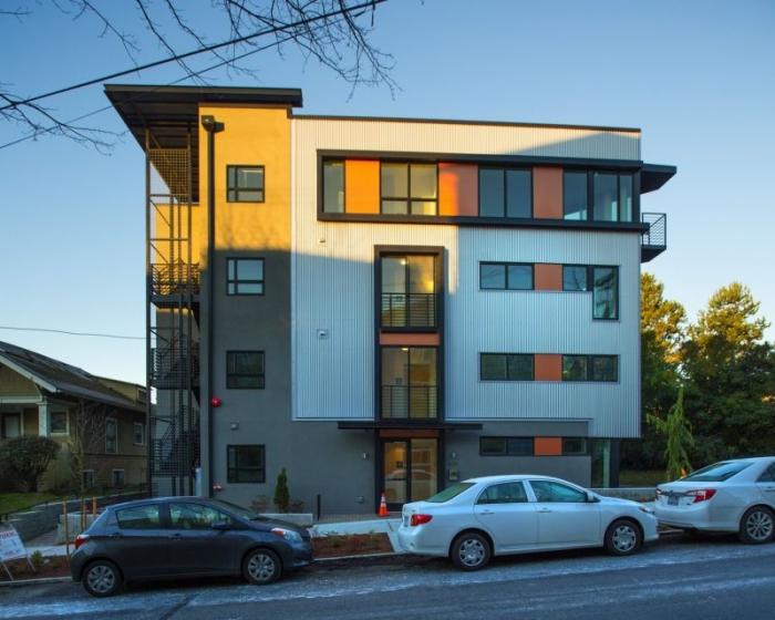 2D-апартаменты в Сиэттле за 750 баксов в месяц