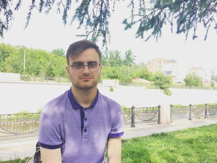 В Красноярске обнаружился двойник Гарри Поттера