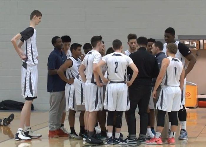 16-летний баскетболист может стать самым высоким профессиональным игроком в ...