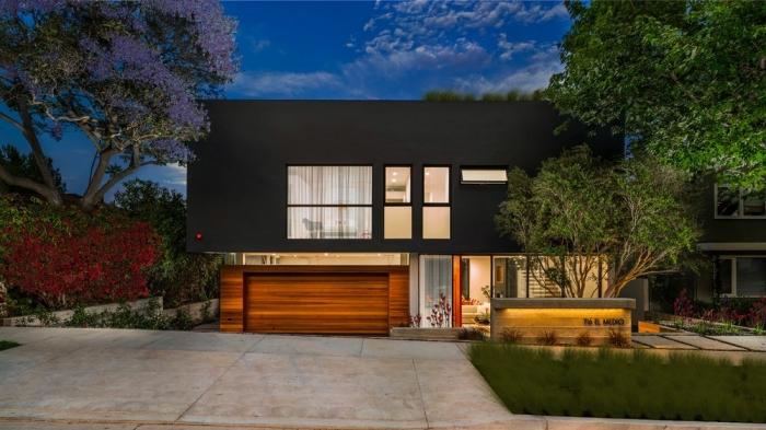 Семейная резиденция в Лос-Анджелесе