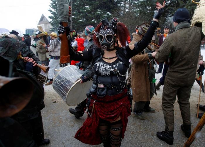 Карнавал в Македонии