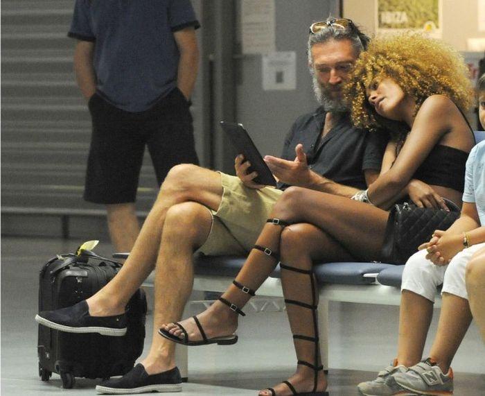 Новой избранницей Венсана Касселя стала 19-летняя темнокожая модель