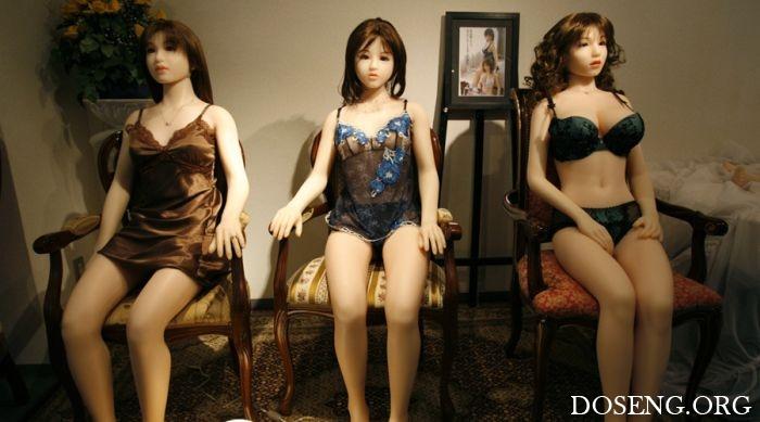 В Барселоне открыли первый в Европе бордель с секс-куклами