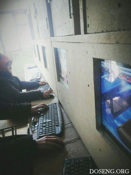 Антивандальный компьютерный клуб