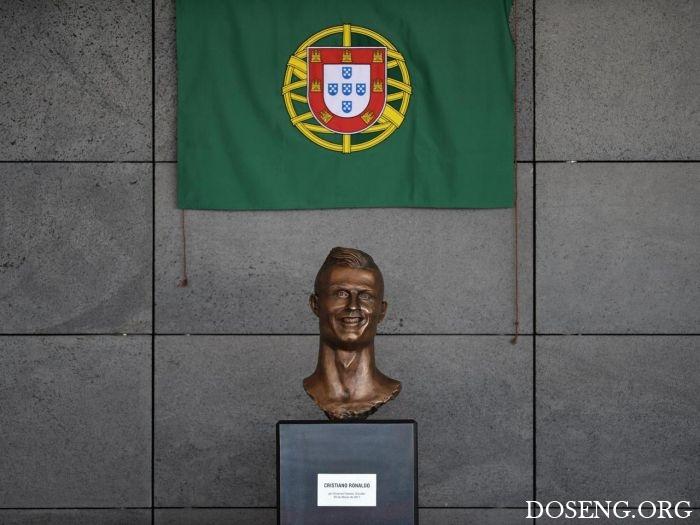Аэропорт острова Мадейра переименовали в честь Криштиану Роналду