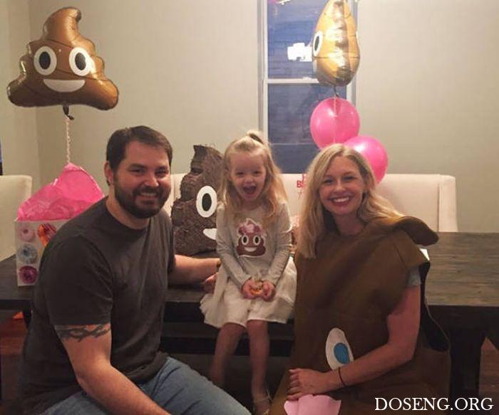 Необычная тематика вечеринки по случаю детского Дня рождения