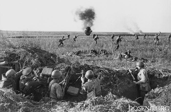 Зеки в Великой Отечественной войне