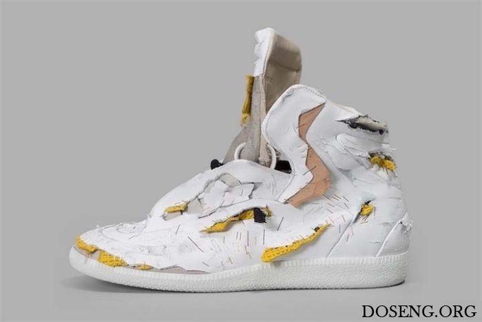 Это не обувь с помойки, а дорогие дизайнерские кроссовки