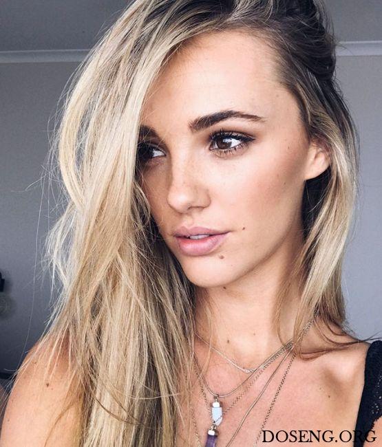 Красивые девушки из «Инстаграм»