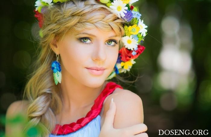 Русские девушки - самые красивые в мире