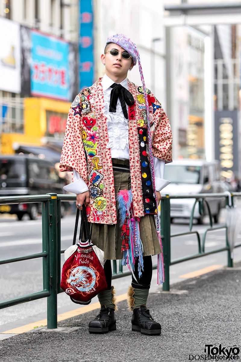 принципу работы японский уличный стиль одежды фото счет