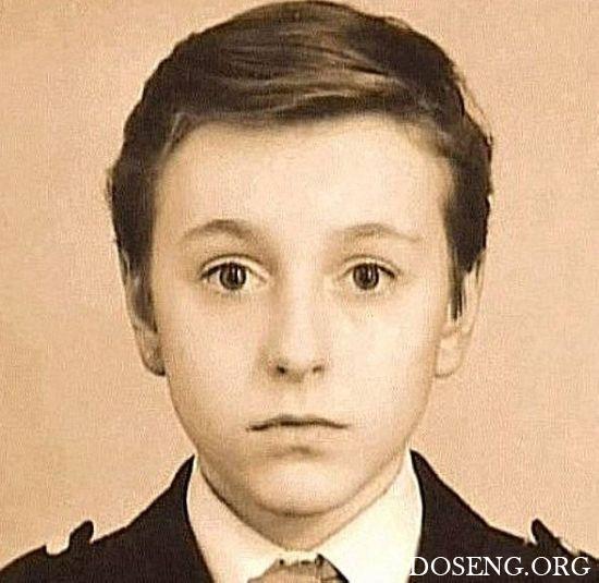 Кто изображен на этом детском фото