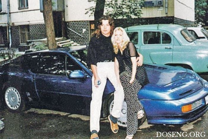 Найден эксклюзивный спорткар Renault Alpine A610 Turbo певца Жени Белоусова