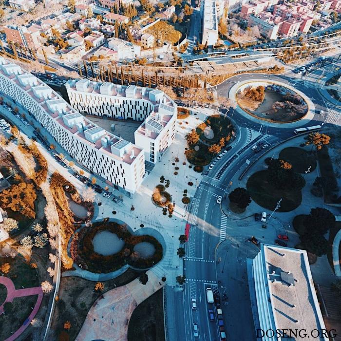 Потрясающие аэроснимки Акилеса Пировано