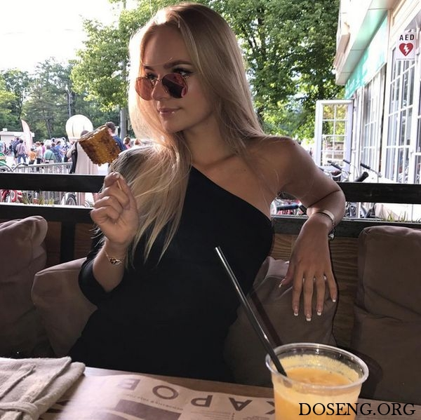 Елизавета Пескова на фото в Instagram
