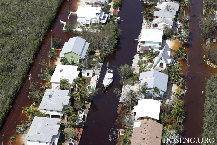 Флорида после урагана «Ирма»