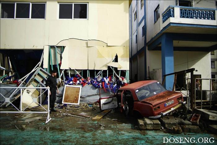 Гавана после урагана «Ирма»
