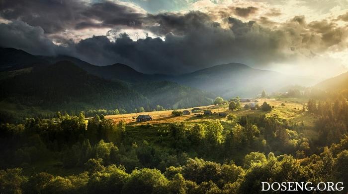 Осенняя природа на снимках Сергея Полюшко