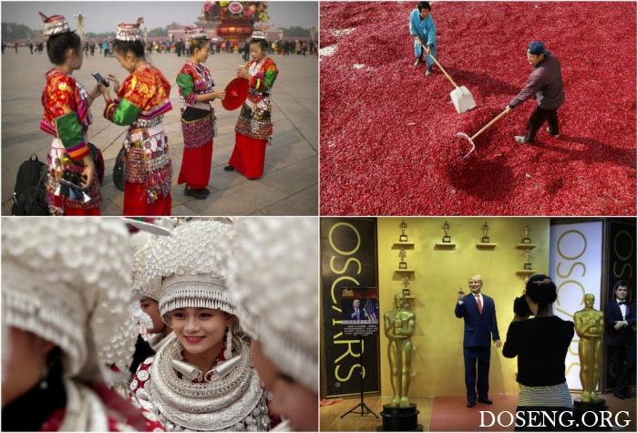 Интересные фото, сделанные в Китае в ноябре