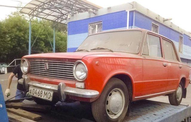 35-летний ВАЗ-2101 с пробегом 383 км продают за 1,5 млн рублей