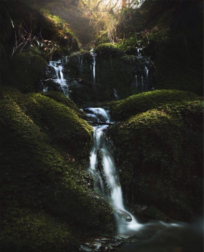 Удивительные пейзажи Мэтта Оуэн-Хьюза