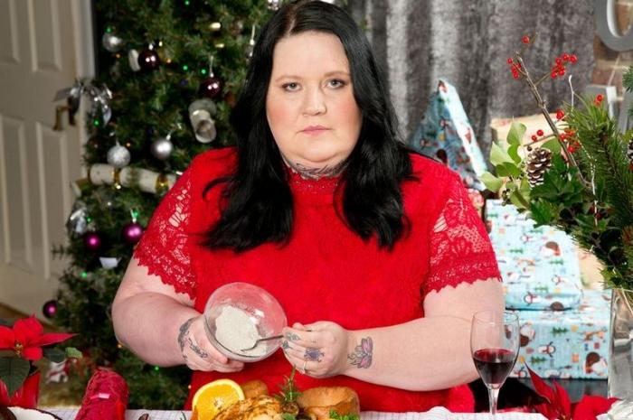 Британка съест на Рождество индейку с прахом матери