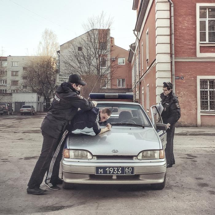 Российская провинция на фото Дмитрия Маркова