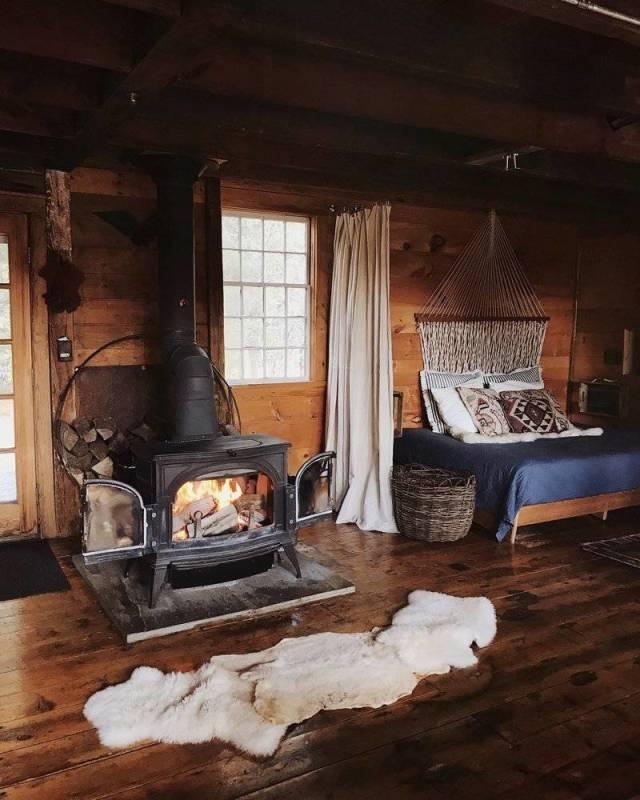 Изумительные деревянные домики