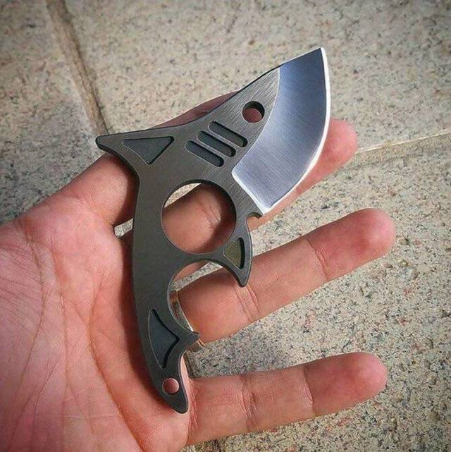 Ножи, как настоящее произведение искусства