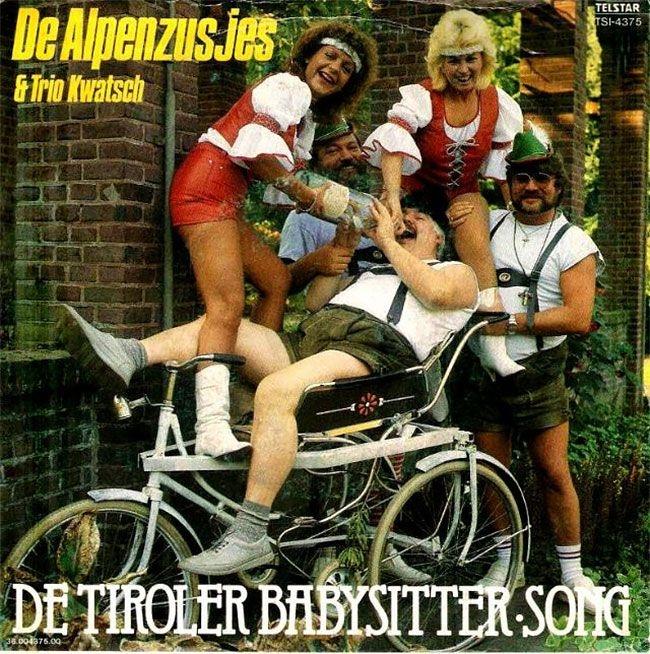 Самые популярные синглы в Нидерландах в 1970-1980 годах