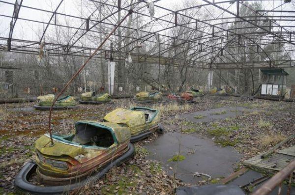 Факты об аварии на Чернобыльской АЭС